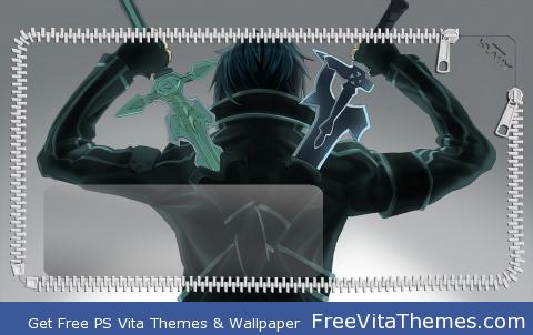 Sword Art Online LS5 PS Vita Wallpaper