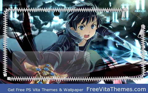 Sword Art Online LS4 PS Vita Wallpaper