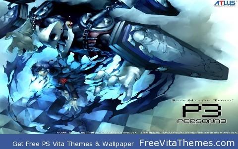 Persona 3 Fes PS Vita Wallpaper
