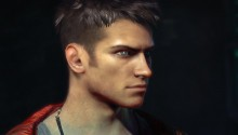 Download DMC Dante PS Vita Wallpaper