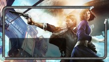 Download Bioshock Infinite Lockscreen PS Vita Wallpaper
