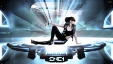 Download CL Tron PS Vita Wallpaper