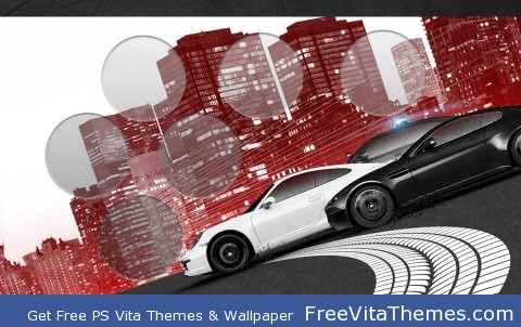 NFS Most Wanted V1 PS Vita Wallpaper