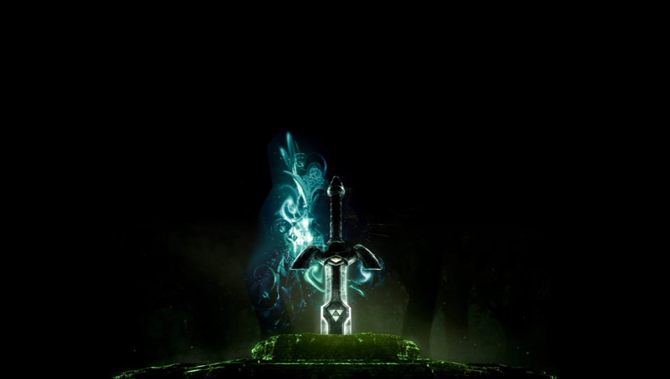 LoZ Master Sword At Rest PS Vita Wallpapers  Free