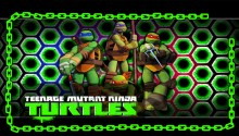 Download Teenage Mutant Ninja Turtles PS Vita Wallpaper