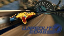 Download Wipeout 2048 PS Vita Wallpaper