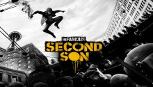 Download infamous second son PS Vita Wallpaper