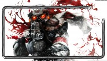 Download Killzone lockscreen (w/o time date bubble) PS Vita Wallpaper
