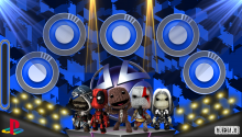 Download Little Big Planet Party PS Vita Wallpaper