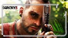 Download Vaas far cry 3 PS Vita Wallpaper