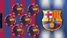 Download FC Barcelona PS Vita Wallpaper