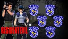 Download Resident Evil 1 PS Vita Wallpaper