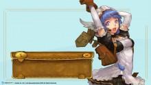 Download Kafra RO2 PS Vita Wallpaper