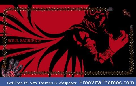 soul sacrifice PS Vita Wallpaper