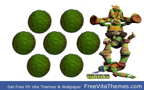 Tmnt Wallpaper PS Vita Wallpaper