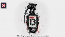 Download unit 13 PS Vita Wallpaper