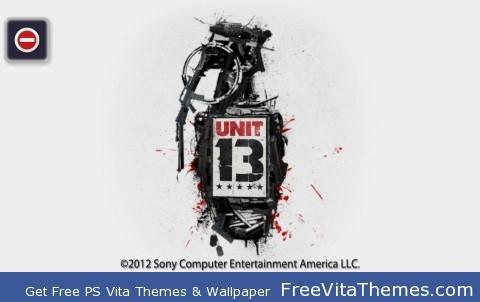 unit 13 PS Vita Wallpaper
