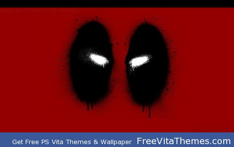 Deadpool PS Vita Wallpaper