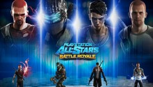 Download Ps all stars battle royale PS Vita Wallpaper