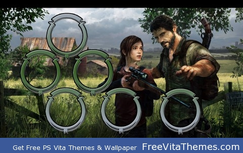 The Last of Us Wallpaper PS Vita Wallpaper