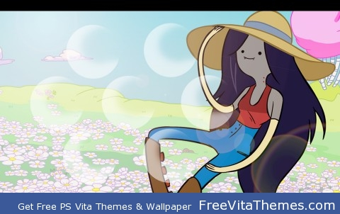 Marceline PS Vita Wallpaper
