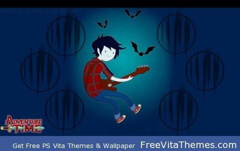 Marshall Lee PS Vita Wallpaper