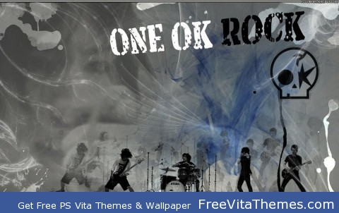 One Ok Rock2 PS Vita Wallpaper