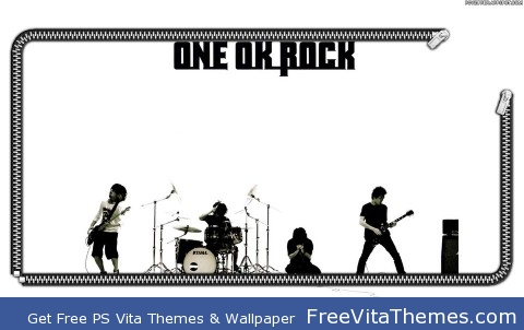 One Ok Rock1 PS Vita Wallpaper