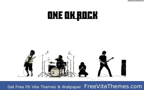 One Ok Rock1-1 PS Vita Wallpaper