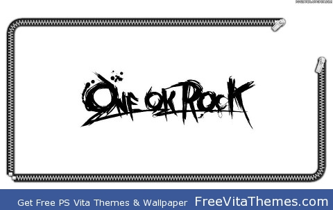 One Ok Rock white PS Vita Wallpaper