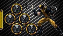 Download Wolverine 1 PS Vita Wallpaper