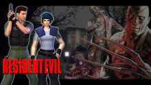 Download resident evil 1 ver.2 PS Vita Wallpaper