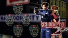 Download resident evil 2 PS Vita Wallpaper