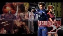Download resident evil 2 ver.2 PS Vita Wallpaper