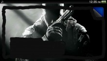 Download black  ops ll lock screen PS Vita Wallpaper