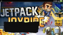 Download jetpack joyride lockscreen PS Vita Wallpaper