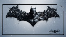 Download Batman Arkham Origins PS Vita Wallpaper