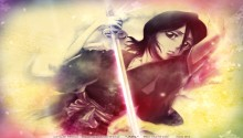Download Bleach Rukia 3 PS Vita Wallpaper