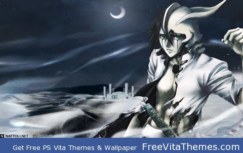 Bleach Ulquiorra PS Vita Wallpaper