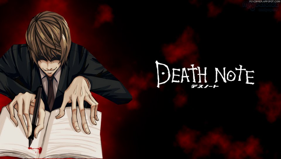 death note light wallpaper - photo #19