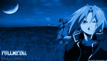 Download Edward Elric PS Vita Wallpaper