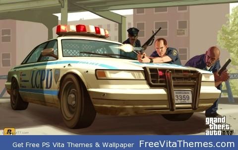 gameheadkiller style PS Vita Wallpaper