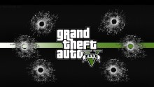 Download GTAV with Buttons PS Vita Wallpaper