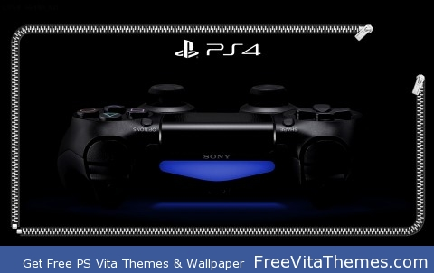 PS4 Controller Lock Screen PS Vita Wallpaper