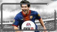 Download Fifa 13 (2) PS Vita Wallpaper