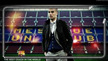 Download Pep Guardiola (1) PS Vita Wallpaper