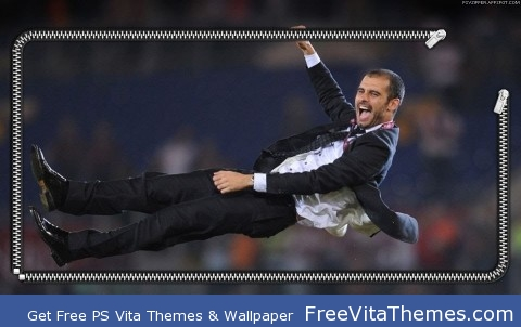 Pep Guardiola (2) PS Vita Wallpaper