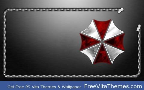 RESIDENT EVIL UNBRELLA CORP. 960×544 PS Vita Wallpaper