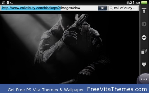call of dudy 2 PS Vita Wallpaper