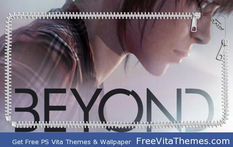Beyond Two Souls PS Vita Wallpaper